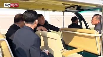 kim riappare in pubblico anche in un video