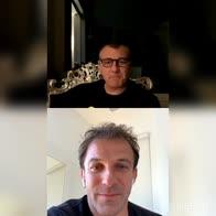 """VIDEO. Del Piero e Vieri: """"Esultanza Marsiglia '98 casuale"""""""
