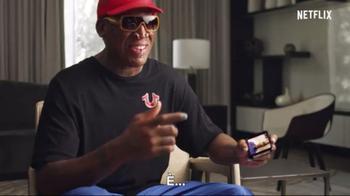 NBA, Rodman va a Las Vegas