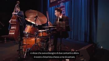 Ray Gelato - Blue Note: Sono un cantante nato per caso