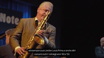 Ray Gelato - Blue Note: L'influenza del rhythm&blues