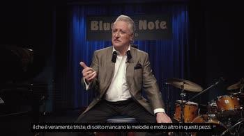 Ray Gelato - Blue Note: Musica di massa, musica di fabbrica