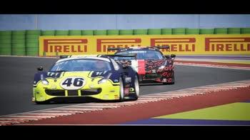 video alla stars racing night
