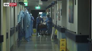 ERROR! Robottino anticovid sanifca i reparti degli ospedali
