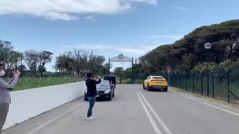 Napoli, iniziano gli allenamenti: i primi arrivi