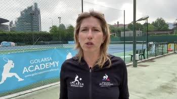 Tennis e coronavirus, l'appello di Laura Golarsa