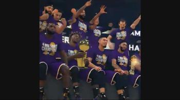 NBA, Lakers campioni contro i Bucks nella simulazione di 2K