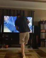 realtà virtuale televisore rotto