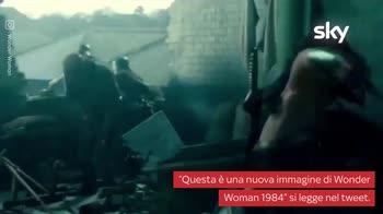 VIDEO Wonder Woman 1984, il nuovo poster con Gal Gadot