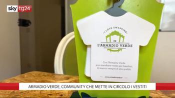 ++NOW Armadio Verde, la community che mette in circolo vestiti