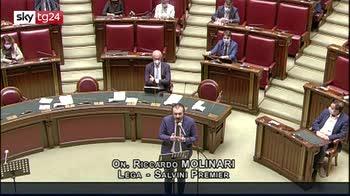 ERROR! Molinari, Lega chiede commissione d'inchiesta su ritardi governo