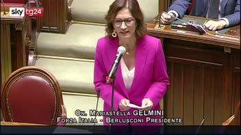 Informativa Camera, Gelmini a Conte: avete sfibrato il Paese