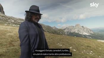 VIDEO 4 Ristoranti Val Badia: il promo di puntata