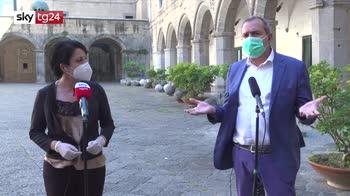 De Magistris, sindaco di Napoli: ridare centralità ai comuni