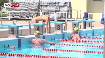 Coronavirus, riapertura delle piscine a Modena