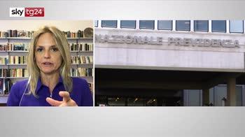 Il ministro Catalfo intervistato a Sky TG24