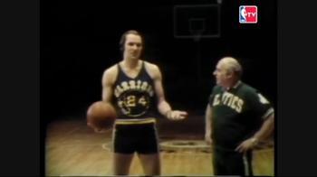 NBA, Rick Barry e il suo stile ai liberi