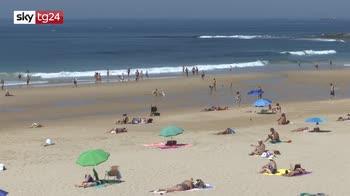 Portogallo, ondata di caldo colpisce il Paese