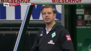 Bundesliga, Werder Brema- Borussia M. 0-0