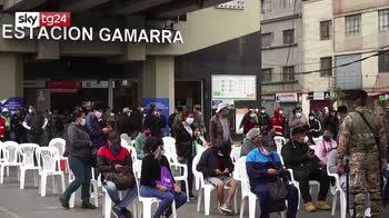 virus, sudamerica nuovo epicentro in Brasile
