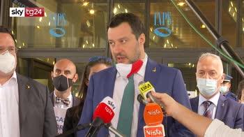 Salvini: da Europa aspettiamo soldi veri, non promesse