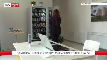 ++NOW Da Matipay un'app per evitare assembramenti nelle pause