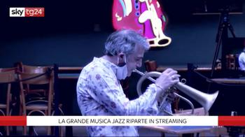 ++NOW The Heart of Jazz, la grande musica riparte in streaming