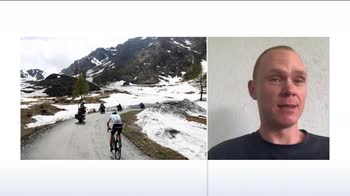 """19:02: Froome e il Giro 2018: """"E' stata la vittoria più bella"""""""