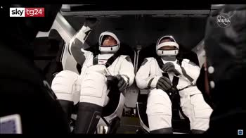 ERROR! MCH PREPARAZIONE LANCIO NASA