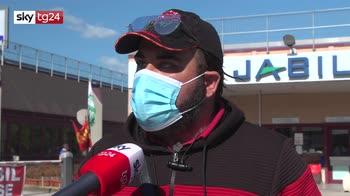 ERROR! Caserta, multinazionale licenzia in piena epidemia: proteste