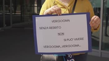 Manifestazioni a Roma e Milano per sollecito pagamento Cig