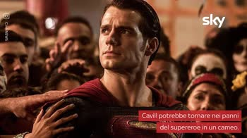 VIDEO Henry Cavill in trattativa per Superman