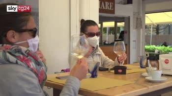 ERROR! Coronavirus, Pesaro, movida solo con mascherina