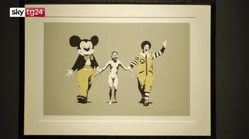 Banksy in mostra a Ferrara