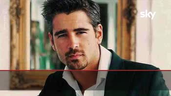 VIDEO 5 curiosità su Colin Farrell