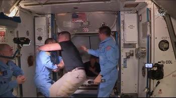 spacex-astronauti-entrano-stazione-spaziale-internazionale
