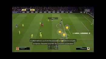 EA Sports Academy - difesa calci piazzati