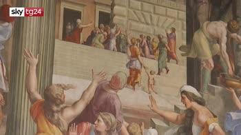 ERROR! Dopo Lockdown riaprono Musei Vaticani, con 2 nuovi Raffaello