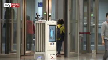 coronavirus-corea-sud-robot-sanificatore