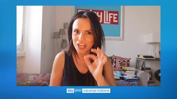 Sky Uno Vacanze Italiane: Mariangela Pira
