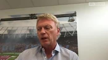 Moyes: Friendlies crucial for PL restart
