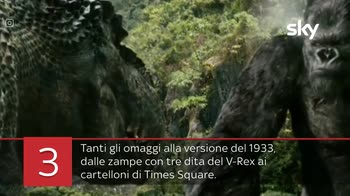 VIDEO 5 curiosità su King Kong di Peter Jackson