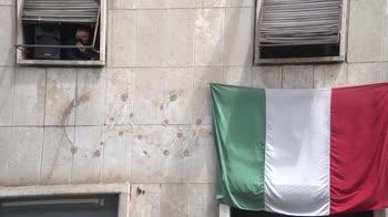 Roma, notifica dello sgombero a CasaPound