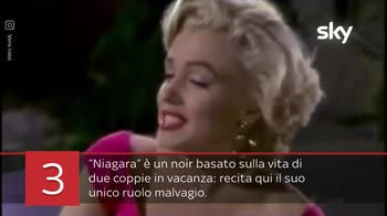 VIDEO I migliori film di Marilyn Monroe