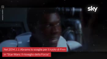 VIDEO John Boyega, chi è l'attore di Guerre Stellari