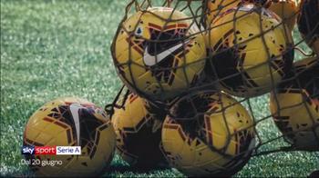 Promo ripartenza Serie A