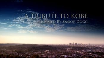 NBA, Snoop Dogg omaggia Kobe Bryant