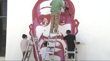 NBA, un murale a Salt Lake City per Floyd