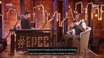 EPCC Live: Il ritardatario Luca Argentero