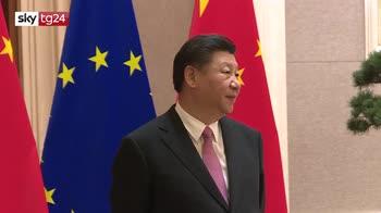 Vertice UE-Cina: confronto franco ma restano distanze